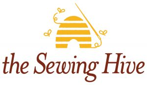 Logo for The Sewing Hive