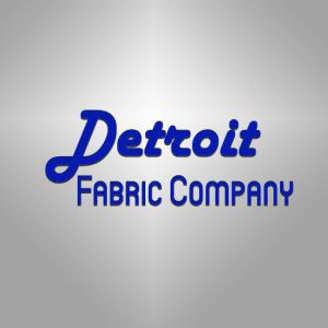 logo for Detroit Fabric Company